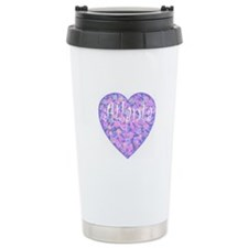 Atlanta Heart Ceramic Travel Mug