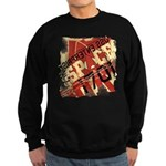 The Final Frontier Sweatshirt (dark)
