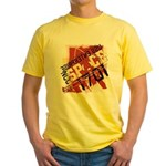The Final Frontier Yellow T-Shirt