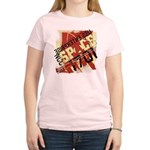 The Final Frontier Women's Light T-Shirt
