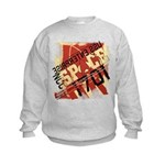 The Final Frontier Kids Sweatshirt
