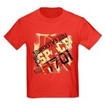 The Final Frontier Kids Dark T-Shirt