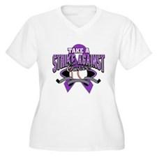 Strike Pancreatic Cancer T-Shirt