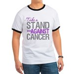 Take a Stand Pancreatic Cancer Ringer T