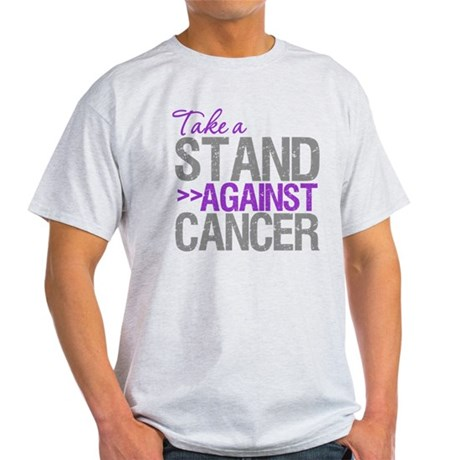 TakeaStandPancreaticCancer Light T-Shirt