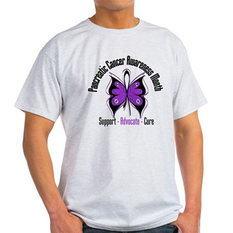 Pancreatic Cancer Month Light T-Shirt