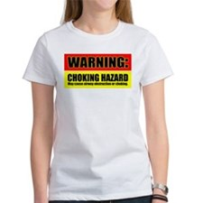BJJ Choking Hazard Tee