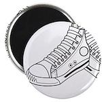 Basketball Sneaker Magnet