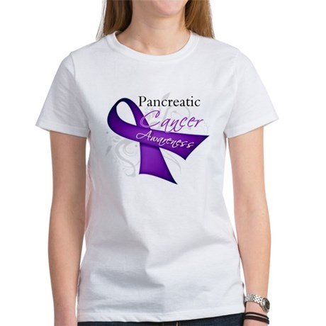 AwarenessPancreaticCancer Women's T-Shirt