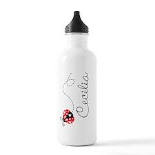 Ladybug Cecilia Water Bottle