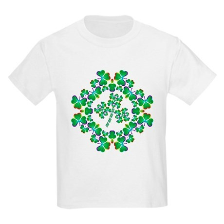 Shamrock Dream Kids T-Shirt