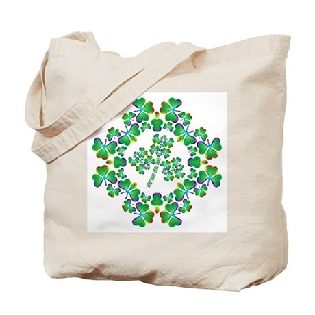 Shamrock Dream Tote Bag