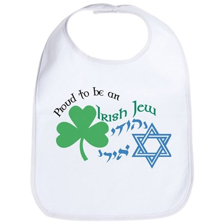 Proud Irish Jew Bib