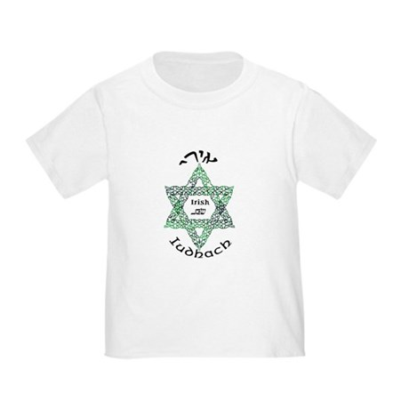 Irish Jew (Hebrew) Toddler T-Shirt