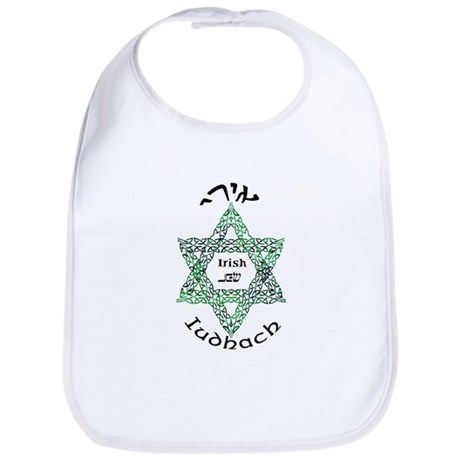 Irish Jew (Hebrew) Bib