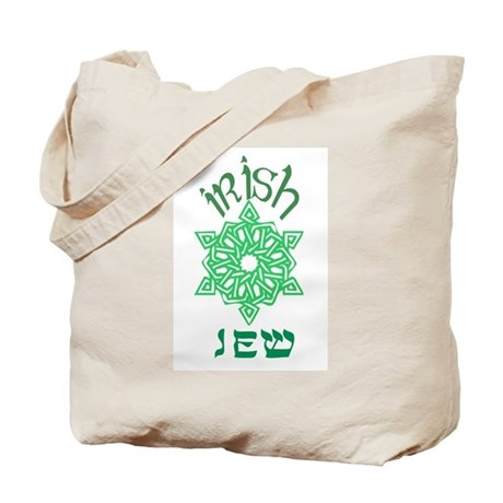 Irish Jew Tote Bag