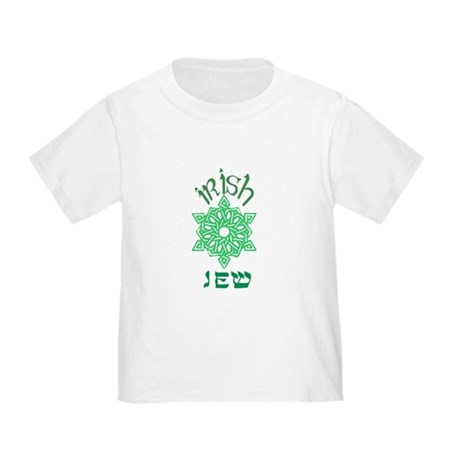 Irish Jew Toddler T-Shirt