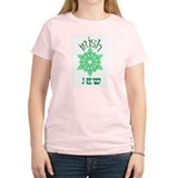 Irish Jew Women's Pink T-Shirt