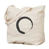 Enso - Zen Circle Tote Bag