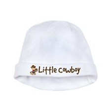 Little Cowboy Cute Baby Beanie Hat