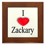 Zackary Framed Tile