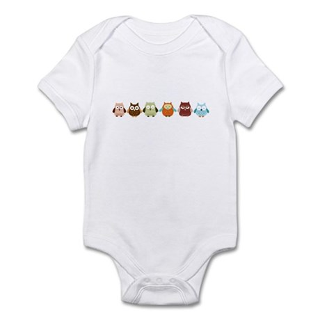 Cute Hoot Infant Bodysuit