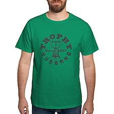 Trophy Husband Since 2007 T-Shirt