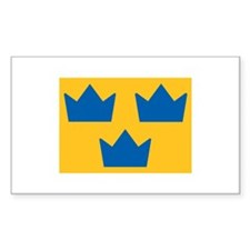 Sweden Hockey Logo Decal