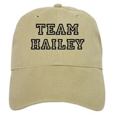 Team Hailey Baseball Cap