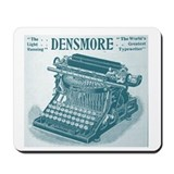 Cute Typewriter Mousepad