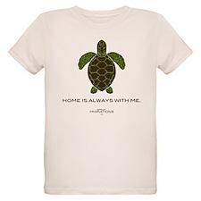 Turtle Organic Natural Kids T-Shirt
