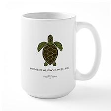 Turtle Large Mug