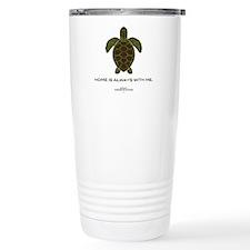 Turtle Stainless Steel Travel Mug