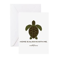 Turtle Greeting Cards (Pk of 10)