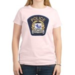 Laval Quebec Police Women's Light T-Shirt