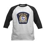 Laval Quebec Police Kids Baseball Jersey
