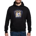 Laval Quebec Police Hoodie (dark)