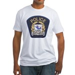 Laval Quebec Police Fitted T-Shirt