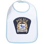 Laval Quebec Police Bib