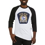 Laval Quebec Police Baseball Jersey