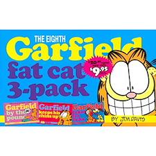 Garfield: Fat Cat 3-Pack Volume 8