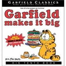 Garfield Makes It Big: His 10th Book