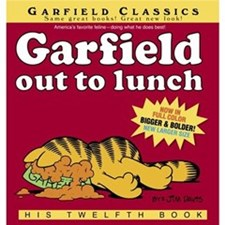 Garfield Out to Lunch: His 12th Book