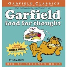 Garfield Food for Thought: His 13th Book