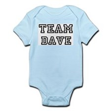 Team Dave Infant Creeper