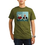 Chihuahua & Sock Monkey T-Shirt
