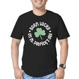 St. Patrick's Day Birthday T
