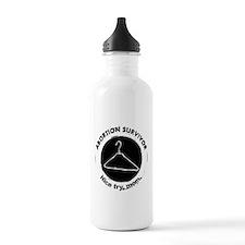 Abortion Survivor Water Bottle