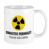 Radioactive Personality Mug