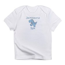 Mom, Dad, & Jackosaurus Infant T-Shirt
